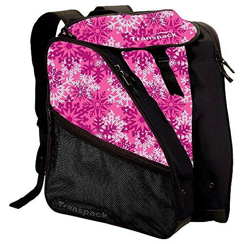 Transpack XTW Women's Ski/Snowboard Boot Bag Backpack 2018