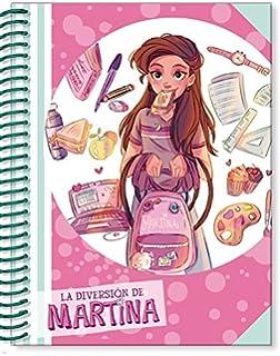 Agenda {Curso 2019-2020} (La diversión de Martina): Martina ...