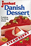 Junket Strawberry Danish Dessert (Case of 12 boxes)