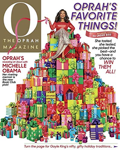 Magazines : O, The Oprah Magazine