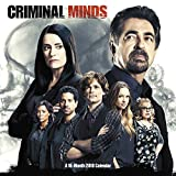 2018 Criminal Minds Wall Calendar (Day Dream)