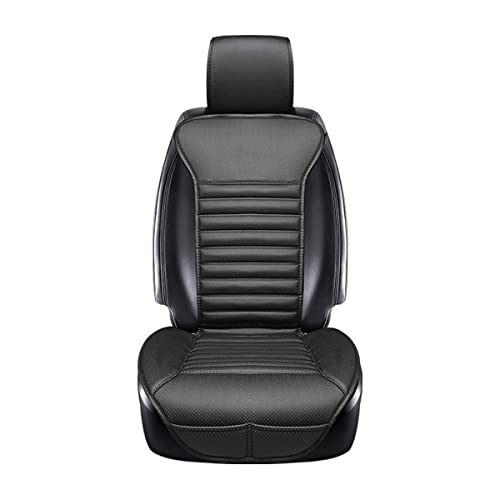 Dinkanur Cover Cushions Pu Leather Bamboo Charcoal Car Interior Seats