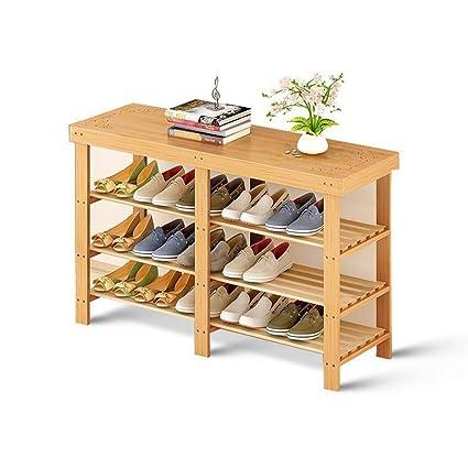 LYL Shoe Rack Scarpiera, Home Storage Scarpa Shabby Chic ...
