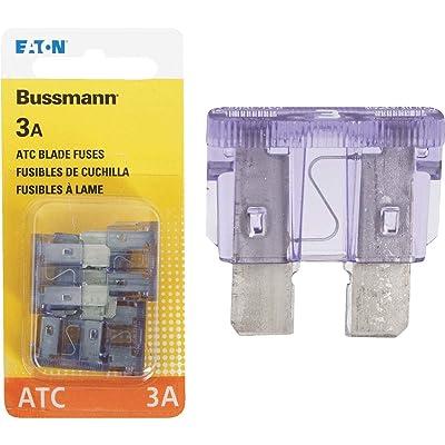 3A ATC Blade Fuse: Automotive