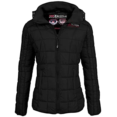 en soldes a1370 e7175 Geographical Norway - Doudoune Femme Geographical Norway ...