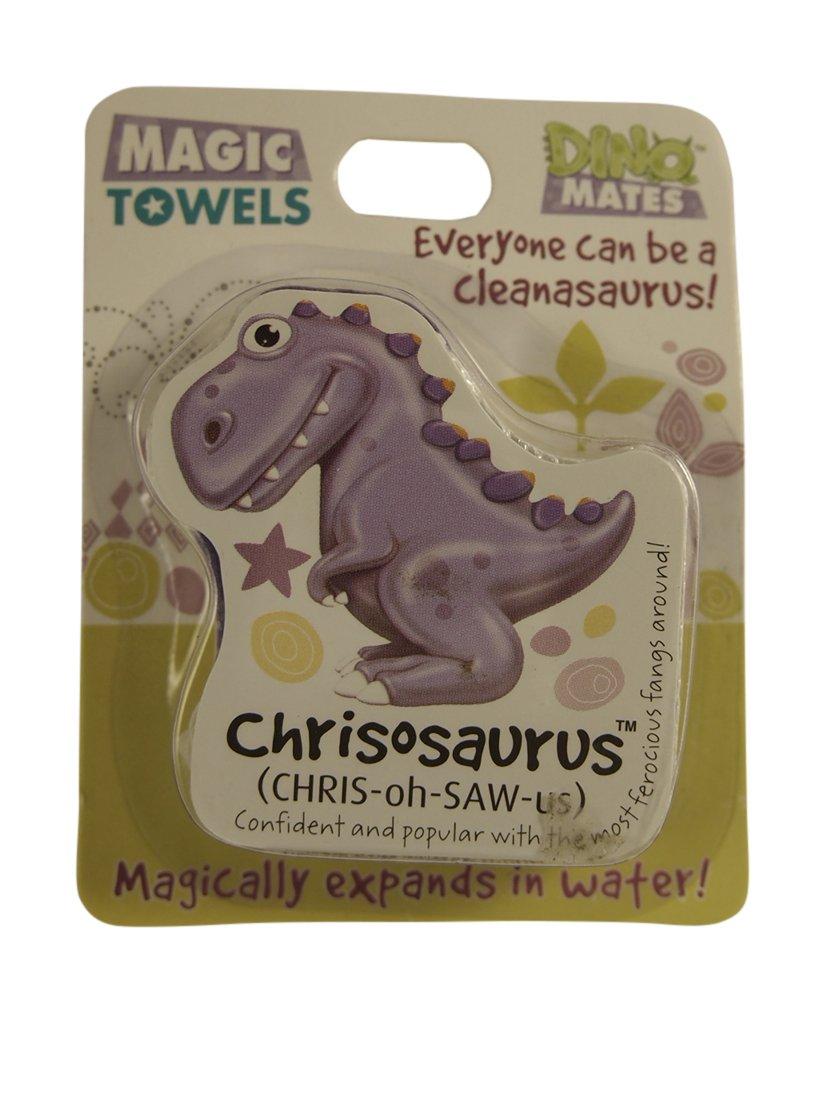 Chris//Christopher John Hinde Gifts 006140093 John Hinde DinoMates Magic Towel