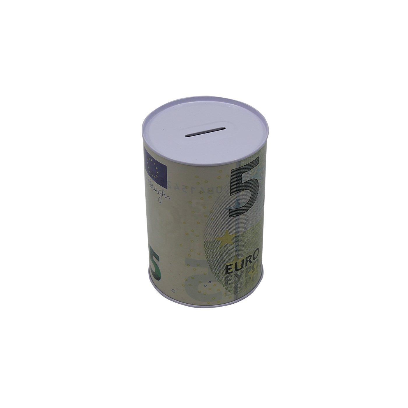 La Bolata Hucha met/álica Modelo 5 Euros