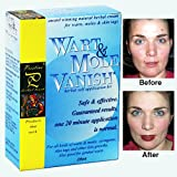 Wart Mole VANISH Skin Tag Remover 20 minute application Natural Fomula by Pristine