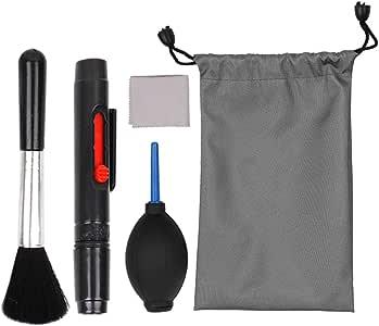 Andoer Kit Básico de Limpieza para Cámaras Réflex Digitales y ...