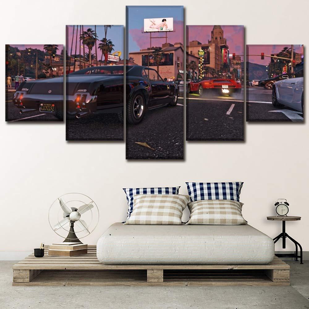 juntop Impresiones sobre Lienzo Wall Art Canvas HD Print ...