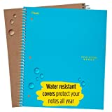 Five Star Spiral Notebook, 1 Subject, Graph Ruled