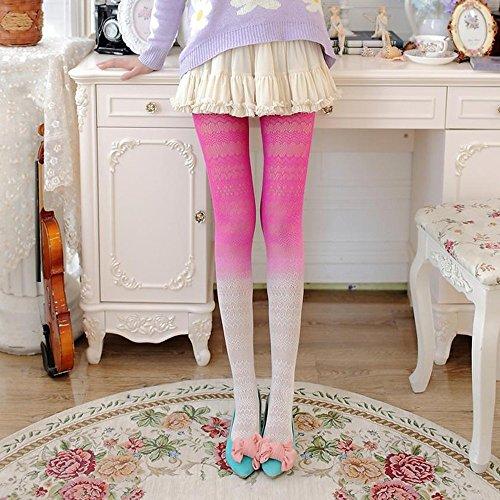 Socks for Women Tronet Vintage Gradual Gradient Change Tights Stockings Women Girls Pantyhose Fashion