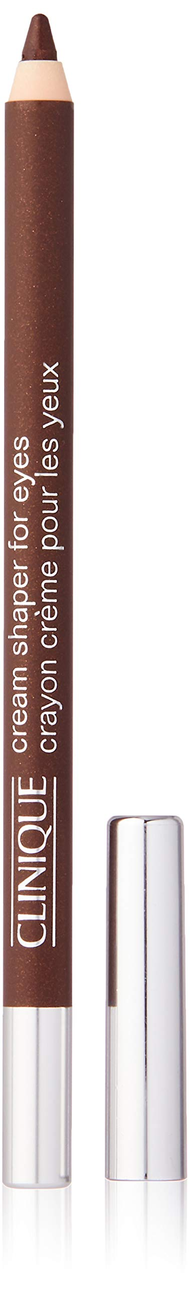 Clinique Cream Shaper for Eyes 105 Chocolate Lustre, 0.04 Ounce