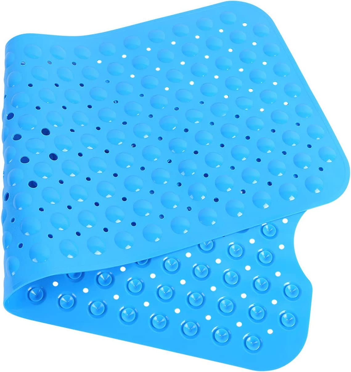 Rubber Tub Mat Quickly Dry /& Extra Large Bathtub For Kids Safety Long Shower Matting PVC Material With Non Slip Suction Cups Bath Mat Shower Mat Bath Mats Non Slip Anti Slip Bath Mat Kids