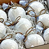 Kid-Safe, All-Natural, Calming Bath Bombs - 9 Pack