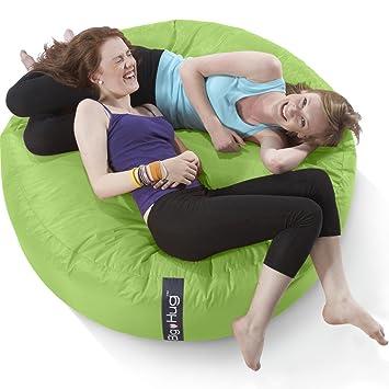 Fabulous Big Hug Huddle Island Bean Bag Apple Amazon Co Uk Garden Ocoug Best Dining Table And Chair Ideas Images Ocougorg