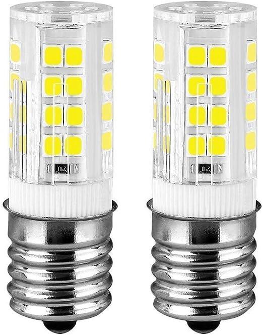 Amazon.com: Bombilla LED E17 para horno de microondas ...