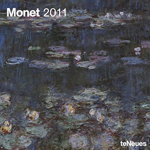 Download 2011 Monet Wall Calendar pdf epub