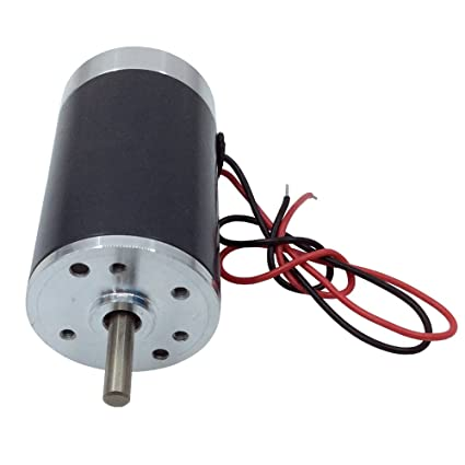 BEMONOC Small DC Motor 12V High Speed 3000 RPM Optional Micro DC