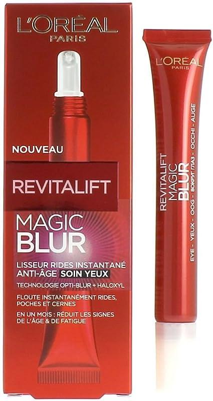 LOréal Revitalift Laser X3/Revitalift Magic B.L.U.R.- Pack de 2 ...