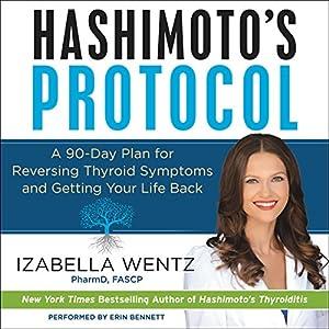 Hashimoto's Protocol Hörbuch