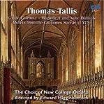 Thomas Tallis: Pi�ces sacr�es