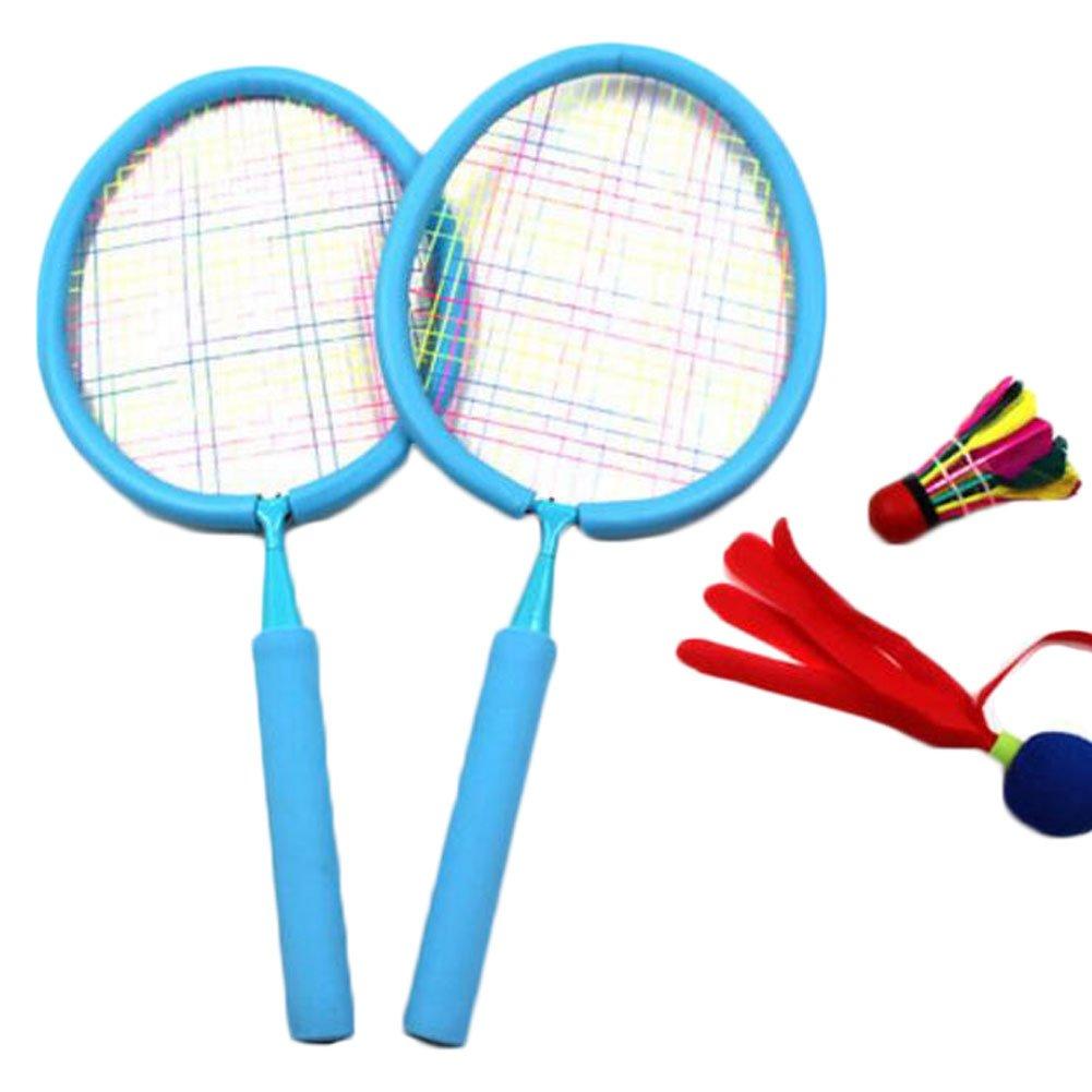 GREAT KIDSバドミントンラケットTennis Racketsアウトドアスポーツおもちゃ – a4 B078XDPFTL
