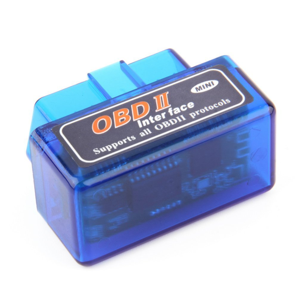NiceButy Supper Mini Bluetooth OBD2 OBDII EOBD scanner lecteur de code de diagnostic adaptateur Automotive Check Engine Light