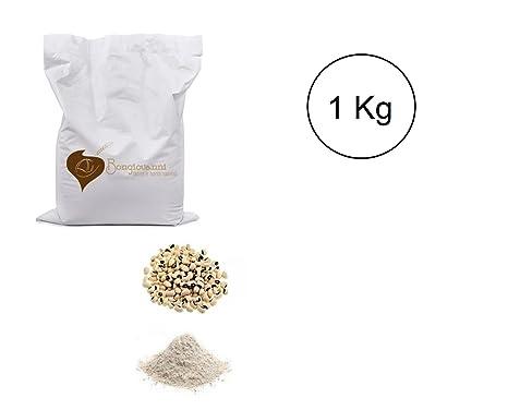 Harina de frijoles de ojo negro 1 kg BIO