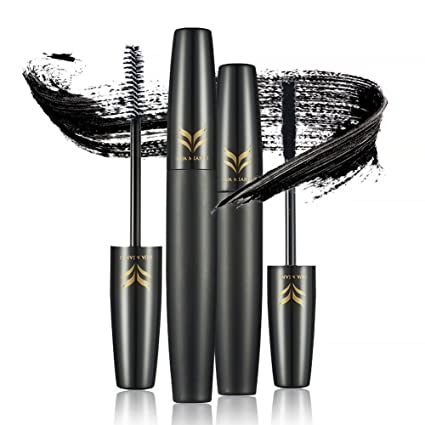 Pretty Ver Cable de Lash Mascara Set 3d Natural Mascara Set no tóxico Kit de cable