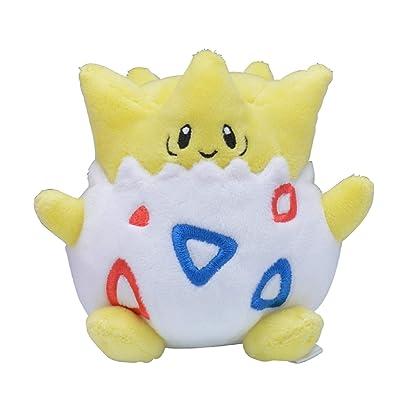 Pokemon Center Original Plush Doll fit Togepi: Toys & Games