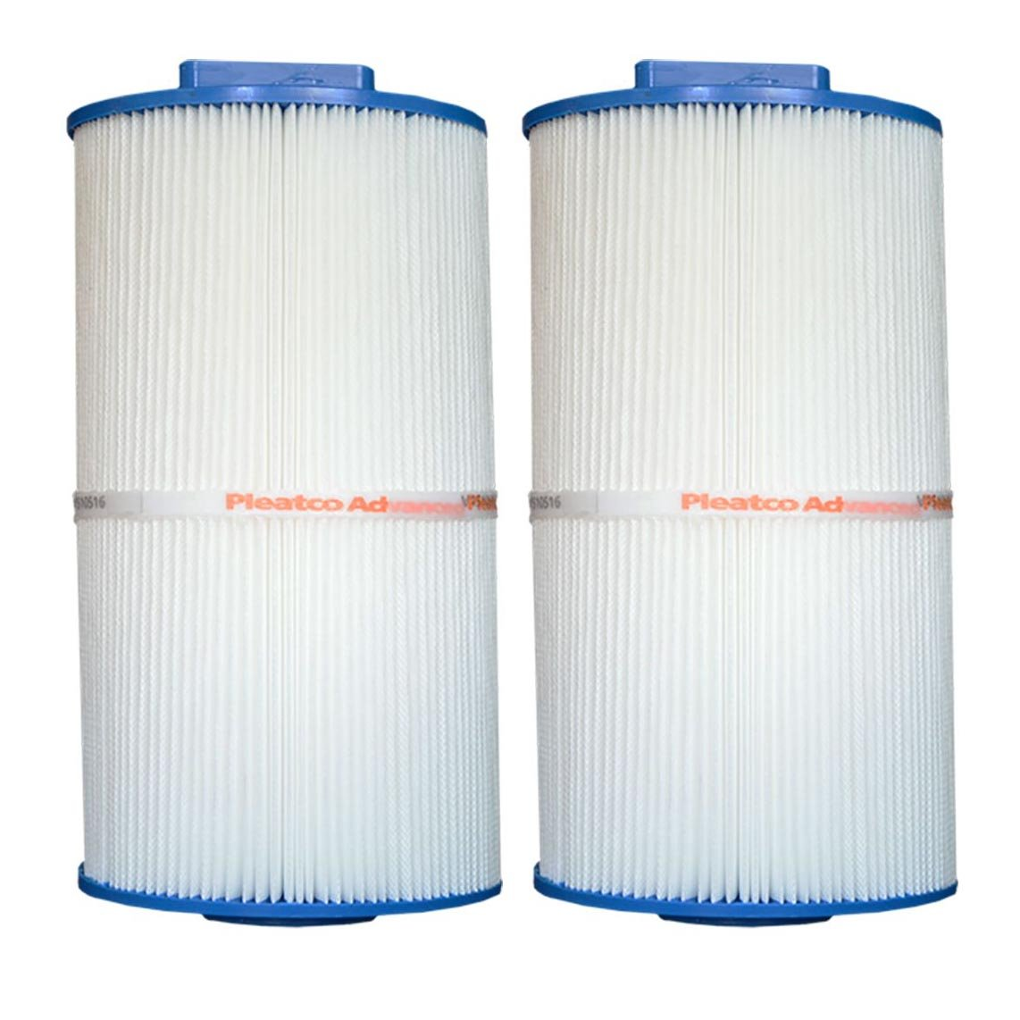 Pleatco Advanced PWW35L Pool Replacement Filter Cartridge (2 Pack)