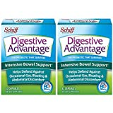 Cheap Digestive Advantage Intensive Bowel Support – Probiotic That Defends Against Gas & Bloating, 32 Capsules (Pack of 2)