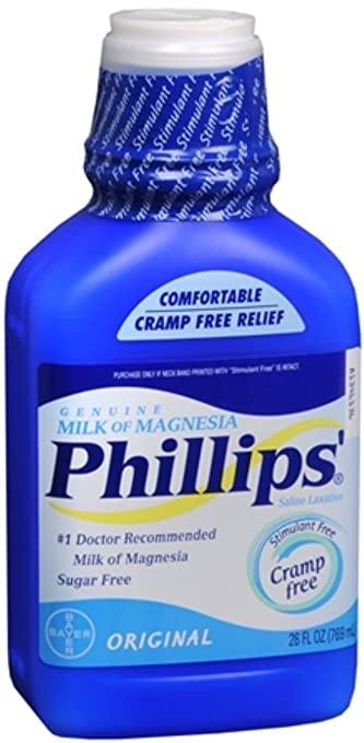 Phillips Phillips Original Milk Of Magnesia Liquid, ...