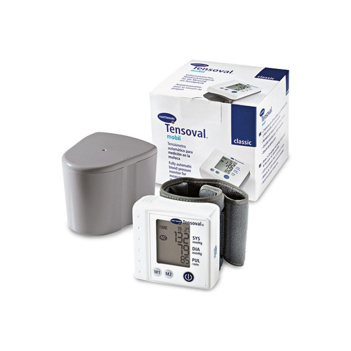 Hartmann 900119 Tensoval Mobil Classic - Tensiómetro automático para medición en la muñeca: Amazon.es: Salud y cuidado personal
