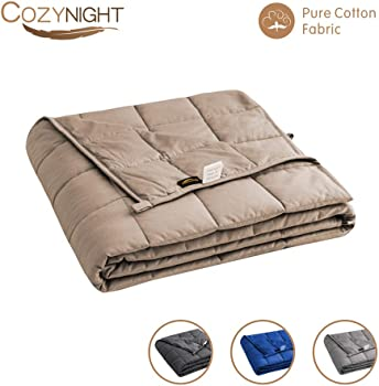 Cozynight Kids Weighted 10lbs-Heavy Weighted Blanket