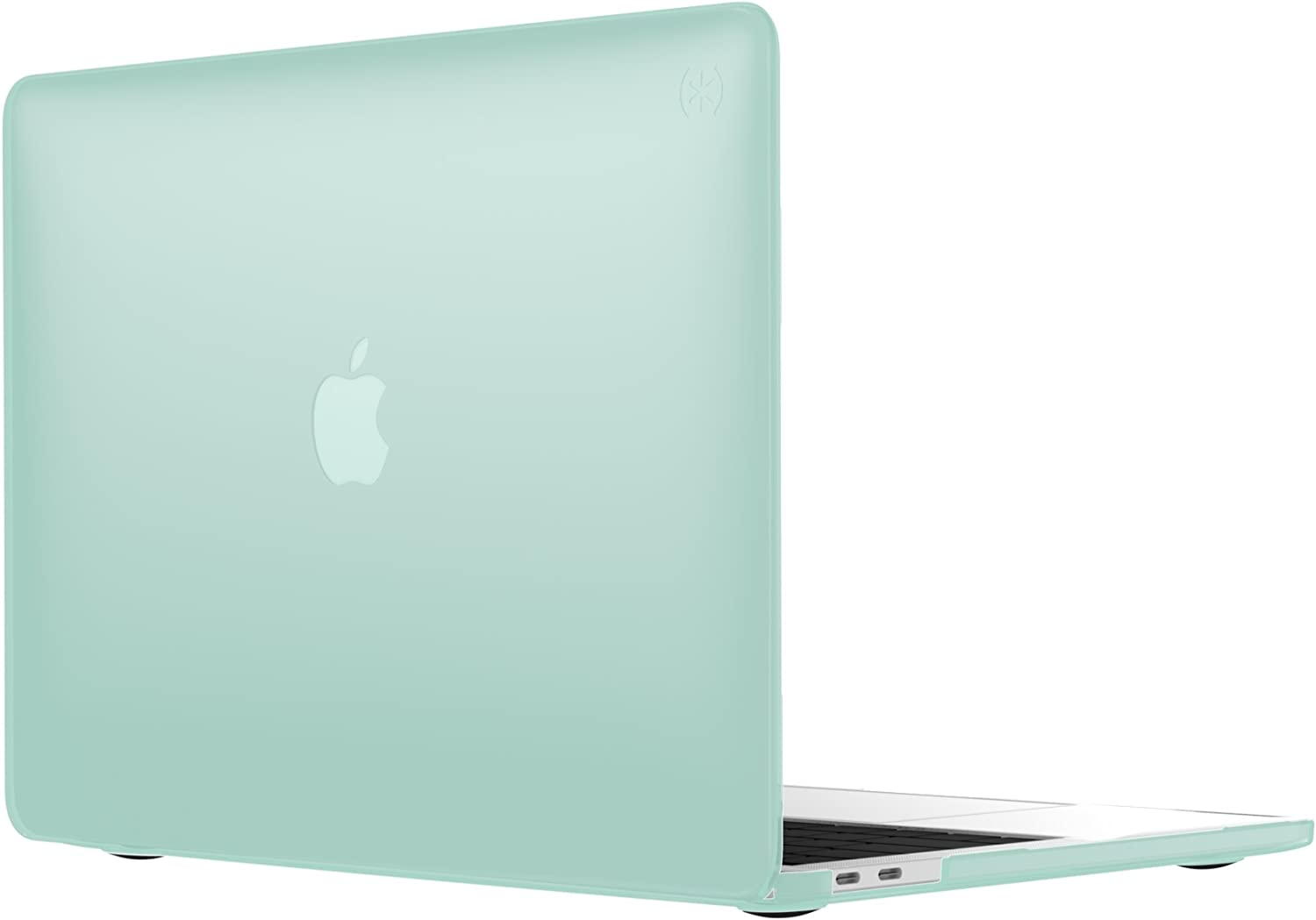 """Speck Products 110608-7353 SmartShell Case, MacBook Pro 13"""" (with and Without Touch Bar), Jadite Teal"""
