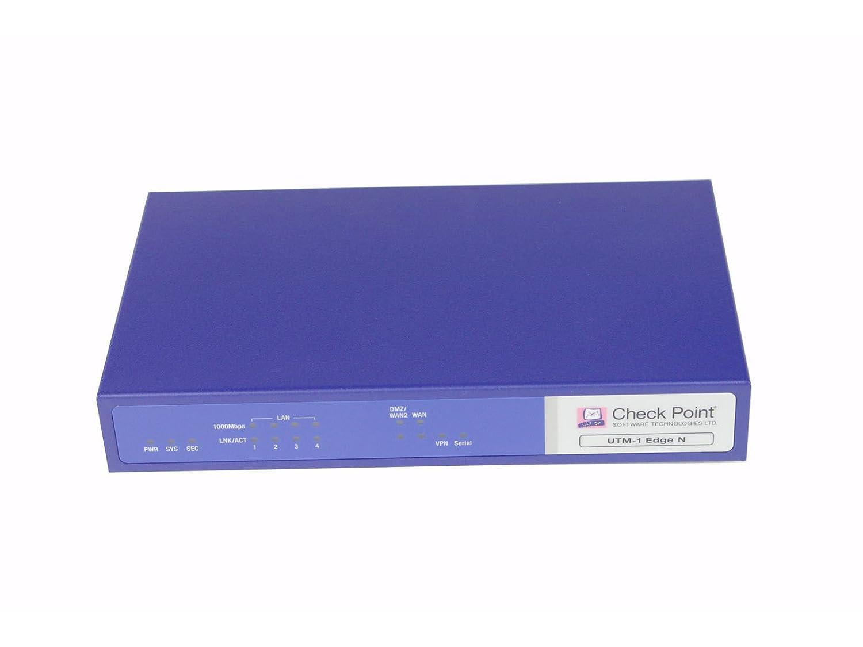 Amazon com: Check Point UTM-1 Edge N Internet Security