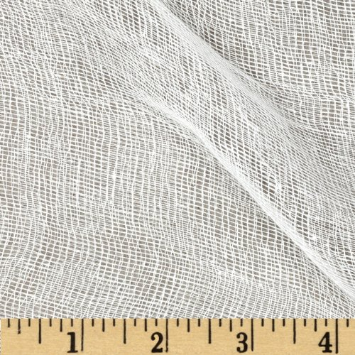 PCP Consumer Products Cheesecloth White Fabric By The Yard]()