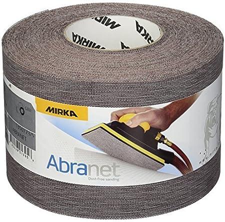 Mirka 9 A de 125 – 240 Abranet 4 – 1/2 de Feet X de 25 Yard Malla Grip Roll By Mirka: Amazon.es: Bricolaje y herramientas