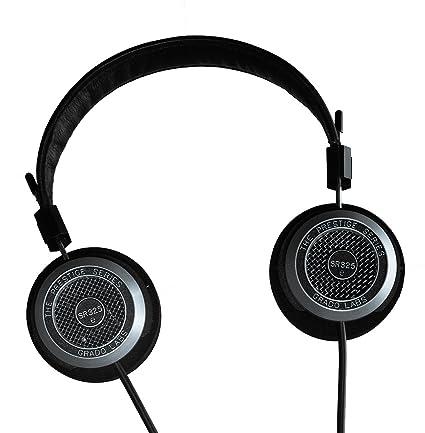 4282f865354 Amazon.com: GRADO SR325e Stereo Headphones, Wired, Dynamic Drivers, Open  Back Design: Home Audio & Theater