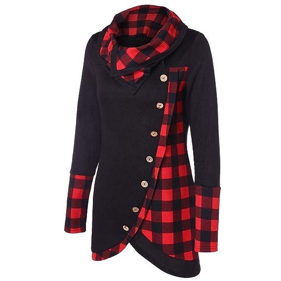 SUDADY Sudaderas de Mujer, suéter a la Moda, Camiseta, Camiseta de ...