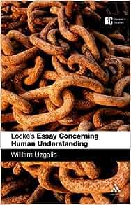 lockes essay concerning human understanding book 2