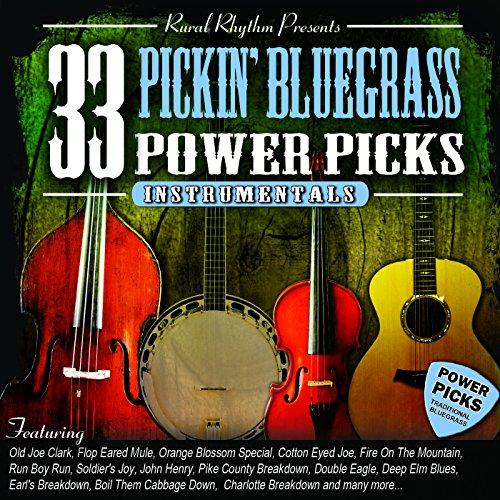 (33 Pickin' Bluegrass Power Picks - Instrumentals)