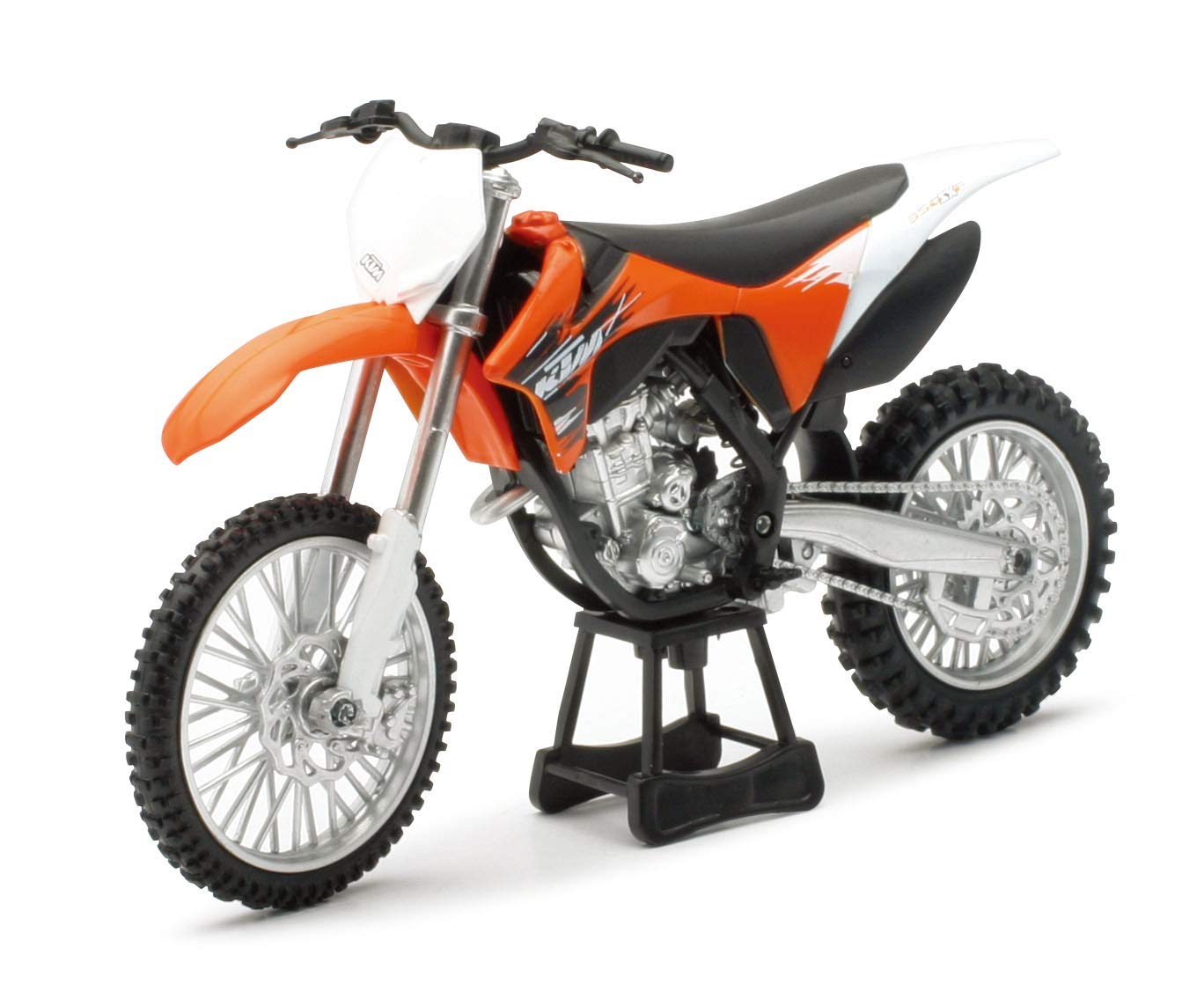 New-Ray 1:12 scale KTM 350SX-F die cast dirt bike model