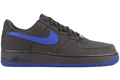 d035ebcc758b5 Nike Air Force 1 Low Mens Basketball Shoes 488298-030 Blue Size: 7 ...