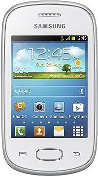 Samsung Galaxy Star GT-S5280 - Smartphone libre Android (pantalla ...