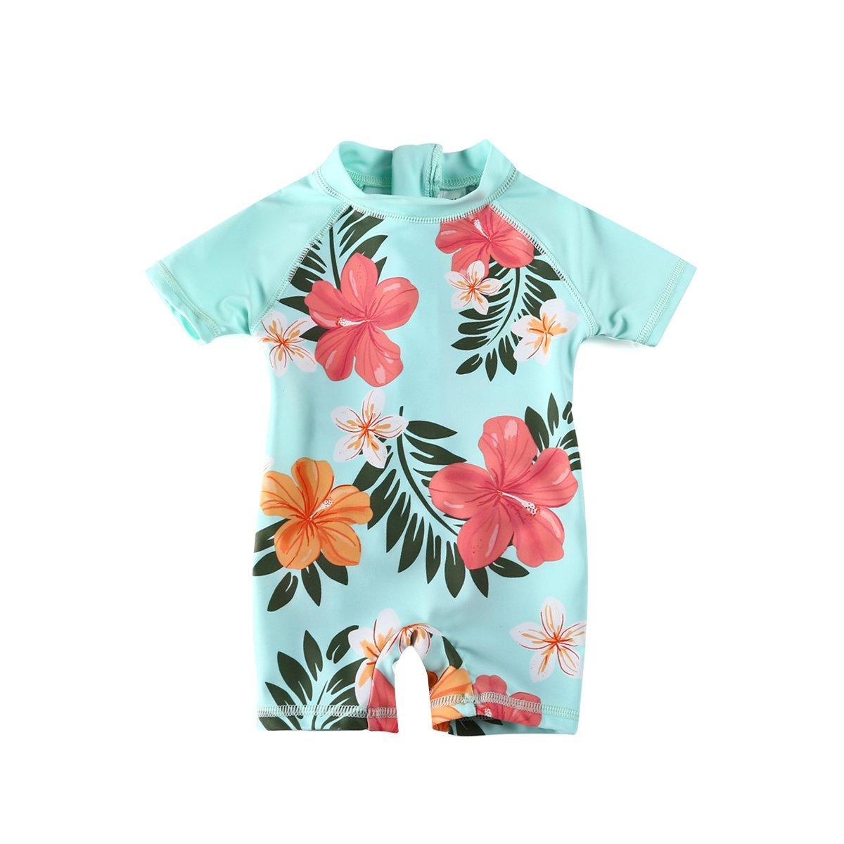 Swimwear Vivafun Baby Boy Girl Sun Protective Sunsuit Toddler UPF 50