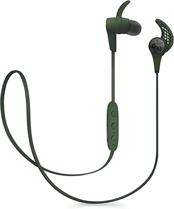 Jaybird X3 In-Ear Wireless Bluetooth Sports Headphones – Sweat-Proof – Universal Fit – 8 Hours Battery Life – Alpha