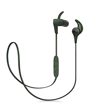 Jaybird X3 Sport Bluetooth Headset for iPhone and Android - Alpha Green Mobile Phone Bluetooth Headsets at amazon